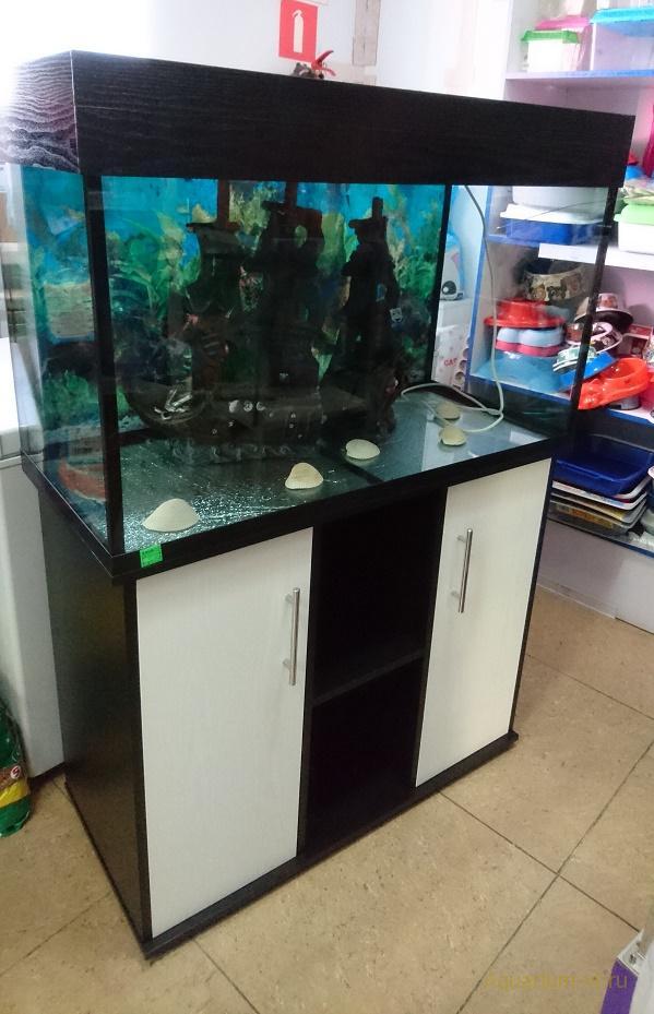 Сделать аквариум на 250 литров своими руками 53