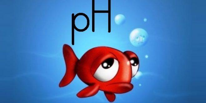 Болезни рыб, связанные с нарушением рН воды