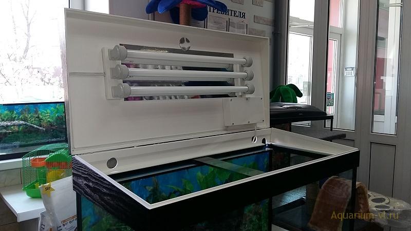 аквариум 180 литров чертежи