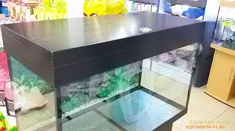 изготовление аквариума 250 л