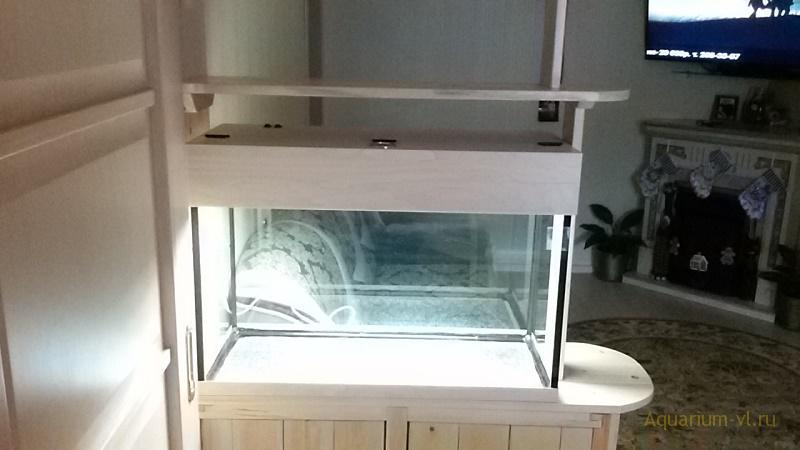 аквариум 50 л на просвет