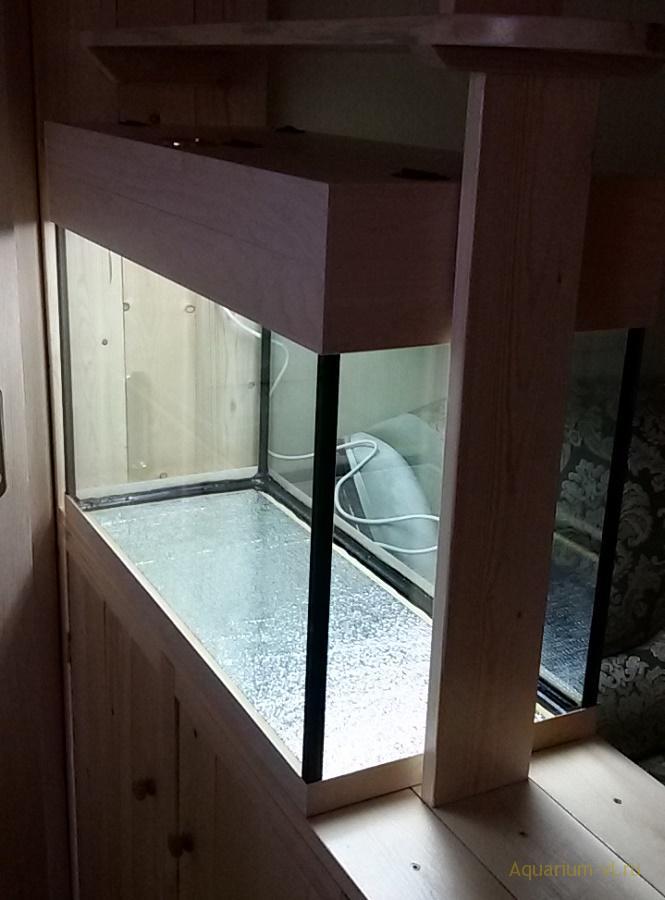 аквариум 50 литров сборка