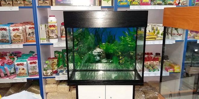 аквариум 80 литров сборка