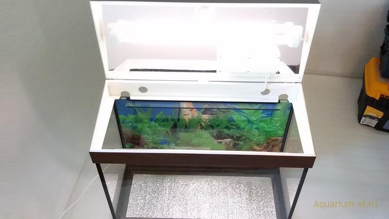 Освещение в аквариум 80 литров