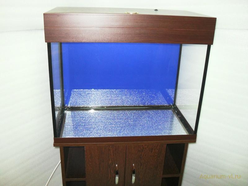 объем аквариума 110 л