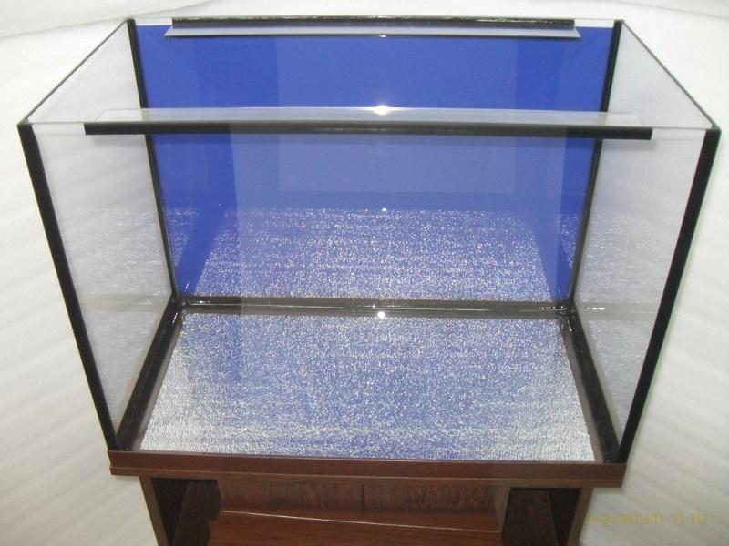 сборка аквариума 110 л по чертежам