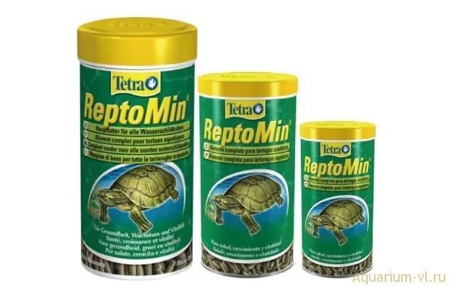 Корм для черепах Tetra ReptoMin