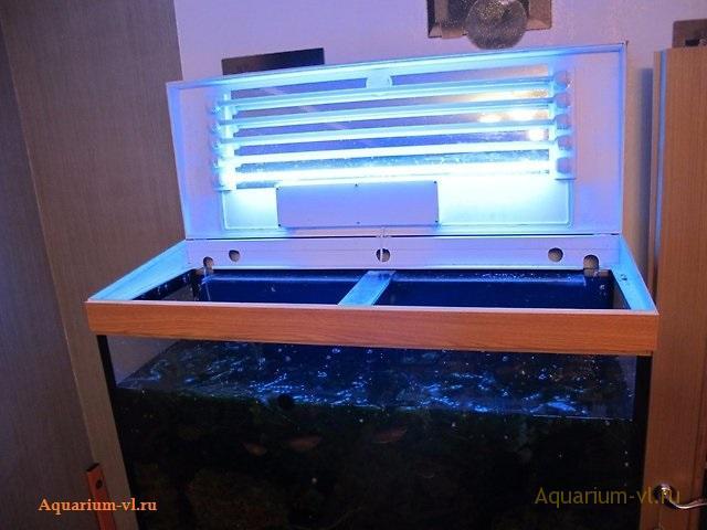 освещение в аквариум