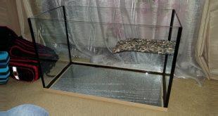 Террариум 200 литров сборка