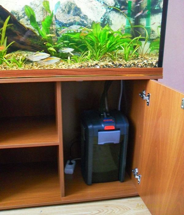 Фильтр для аквариума 300 литров