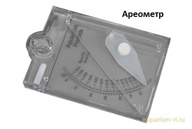 Ареометр (гидрометр)