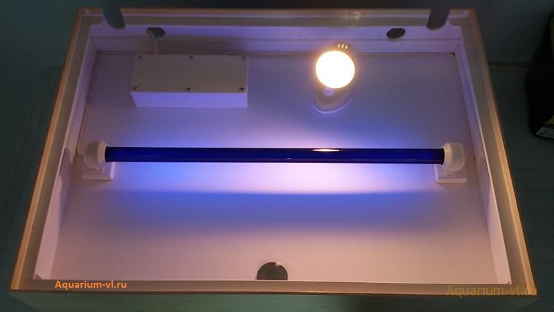 Освещение для террариума 110 л