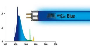 Лампа Т5 JUWEL High-Lite Tube Blue для аквариума