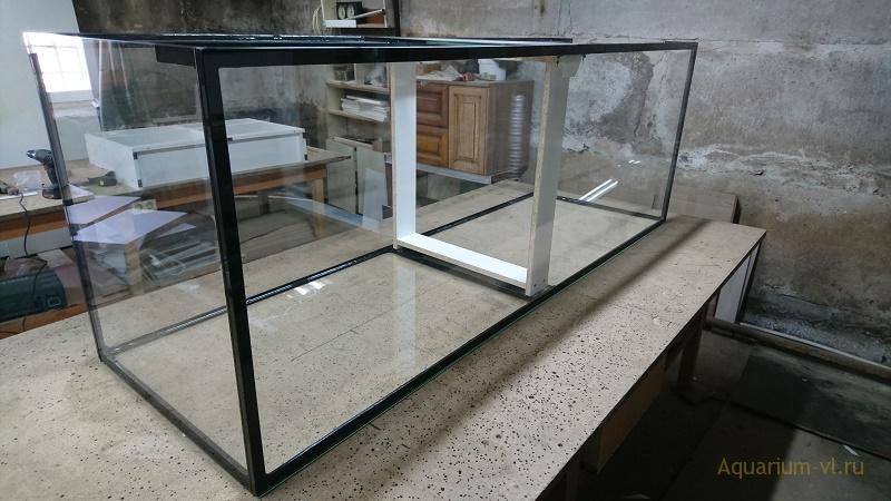 Выбор формы аквариума