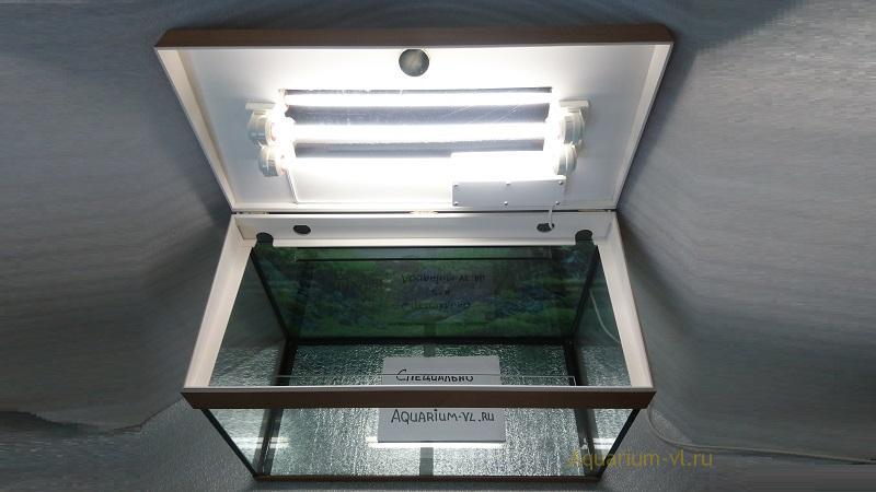 Аквариум 105 литров фото