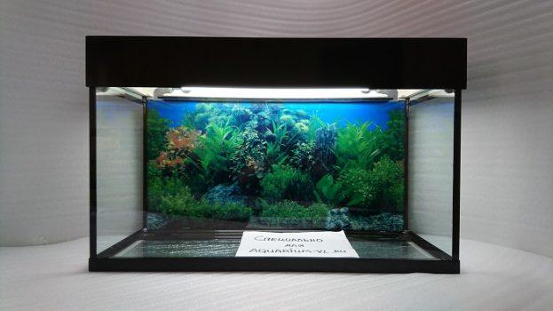 Аквариум усиленный 120 литров: фото