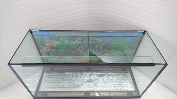Покровные стекла 120 литрового аквариума