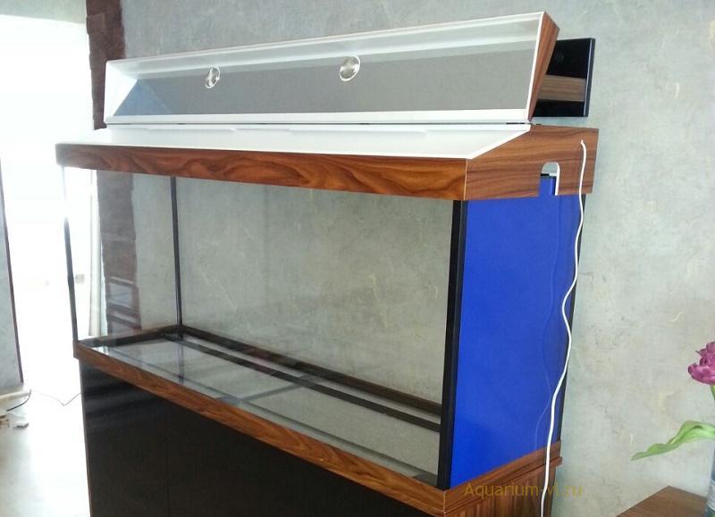 Крышка «пианино» для аквариума