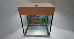 Аквариум 50 литров: фото, цена, размеры