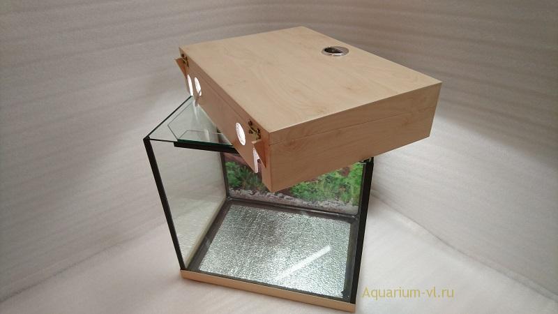 Размеры стекла для аквариума на резку