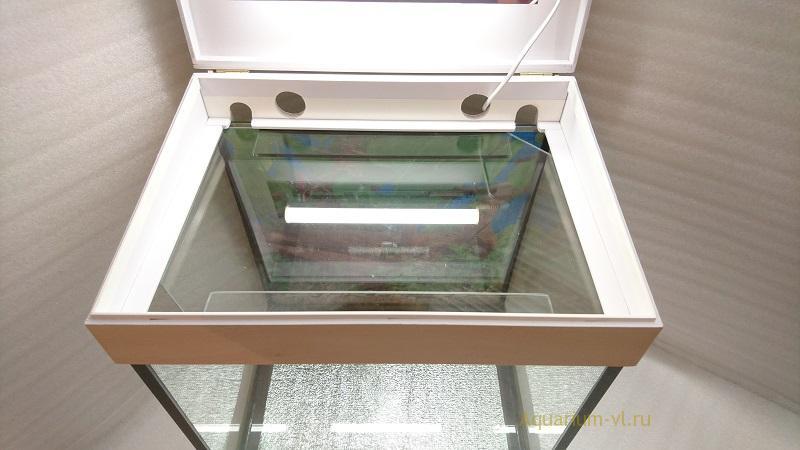 Покровное стекло для аквариума