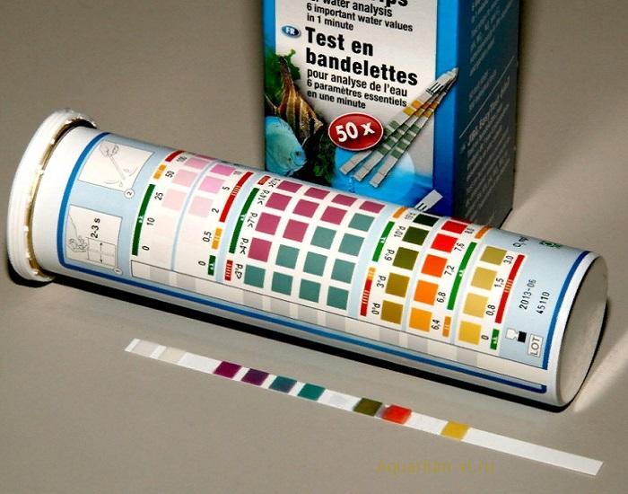 рН-тесты — это полоски лакмусовой бумаги