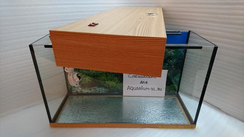 "Съемная крышка ""классика"" для аквариума 110 литров"