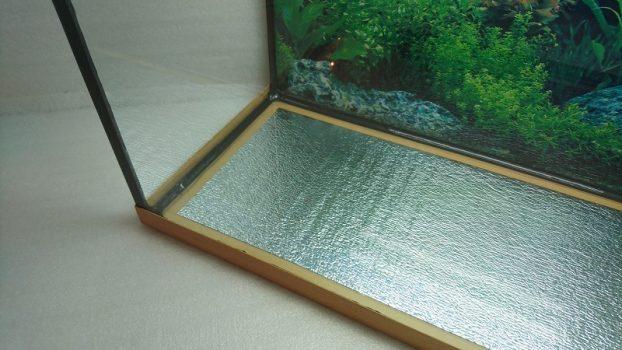 Изготовление аквариума объемом 110 литров