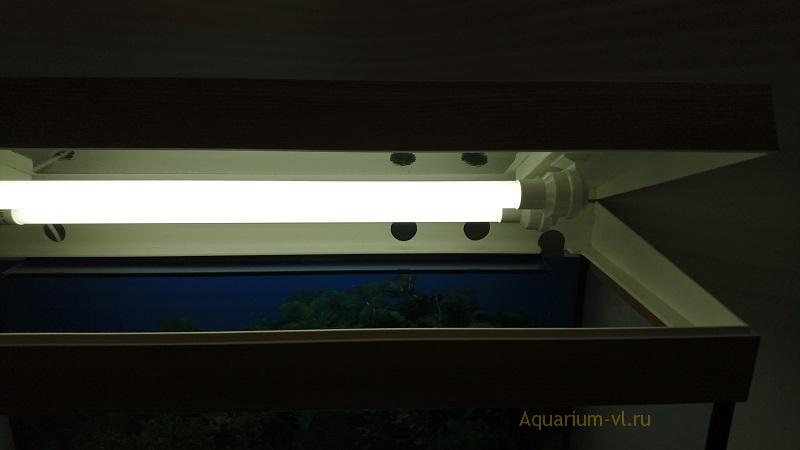 Освещение для аквариума 110 литров