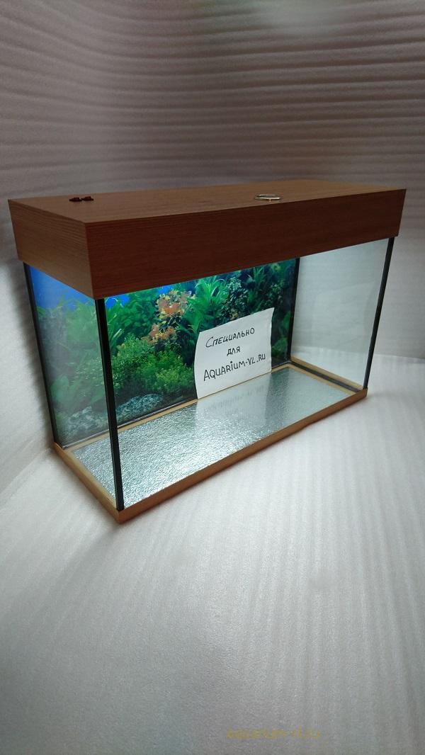 Прямоугольный аквариум 110 литров