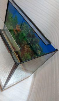 Изготовление аквариумов с крышкой
