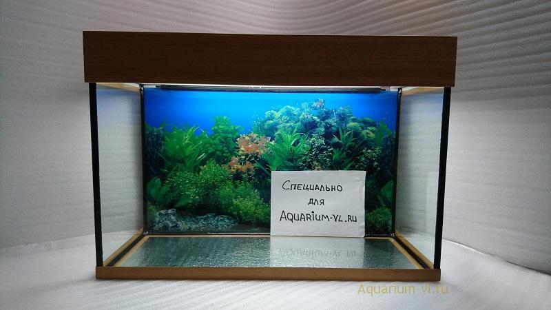Размеры для аквариума 110 литров