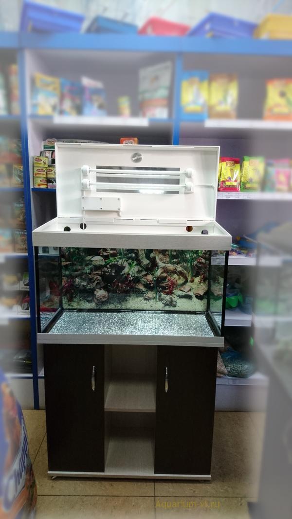 Изготовление аквариума на 125 литров