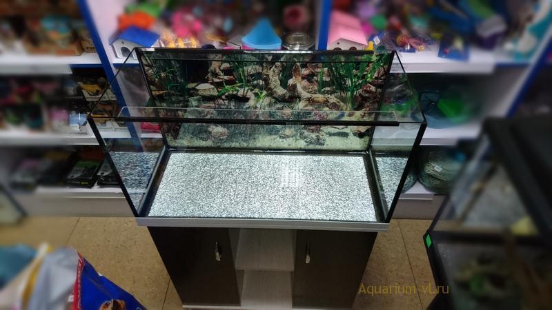 Внешние размеры аквариума 125 литров