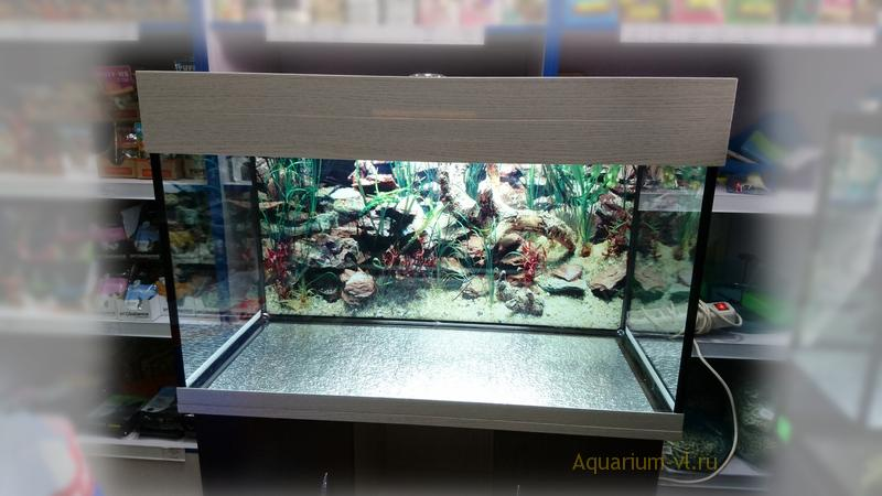 Купить аквариум 125 литров