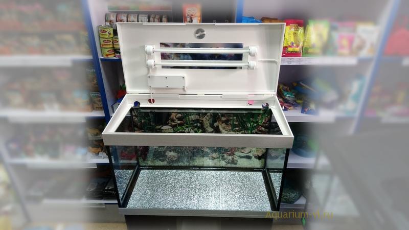 Освещение для аквариума 125 литров