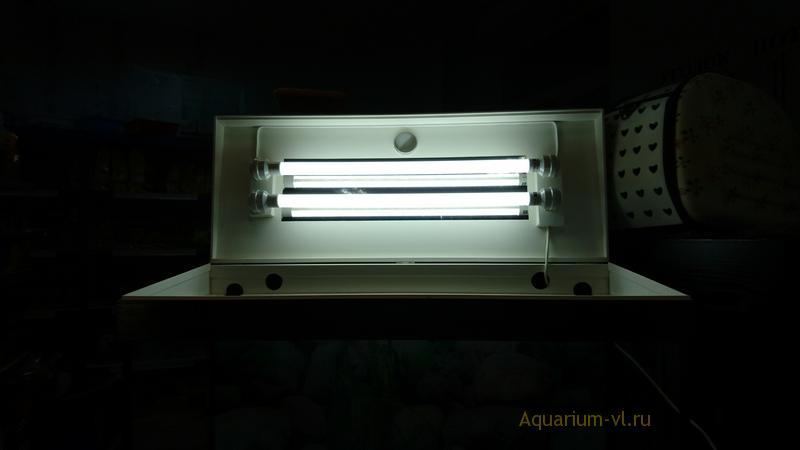 Светодиодные лампы для аквариума 140 л