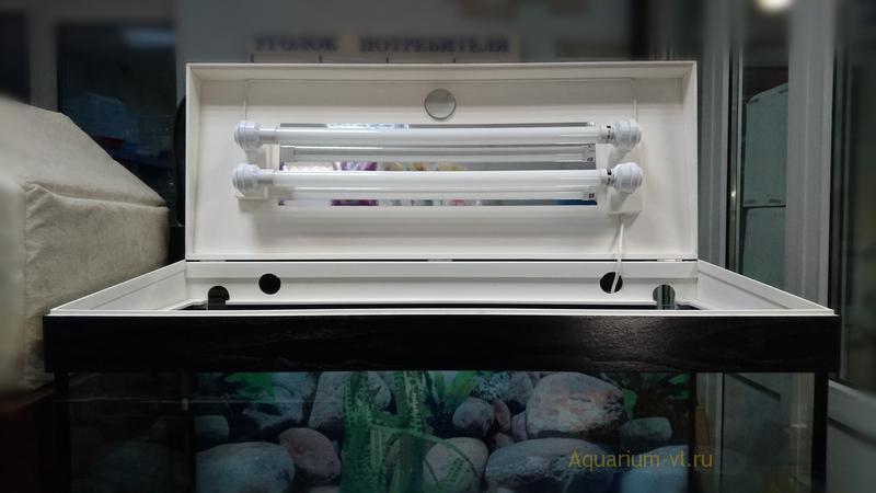 Крышка для аквариума с лампами