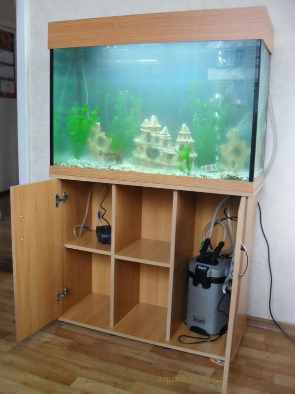 Тумба для аквариума 180 литров