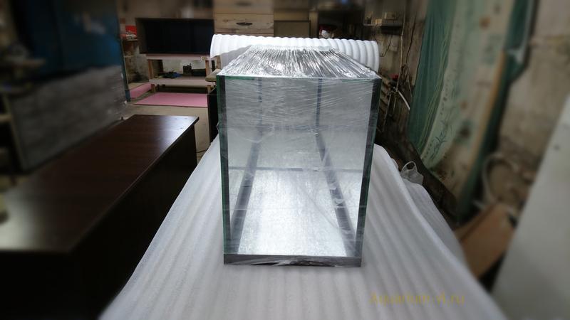 Качественная упаковка аквариума 450 литров для отправки