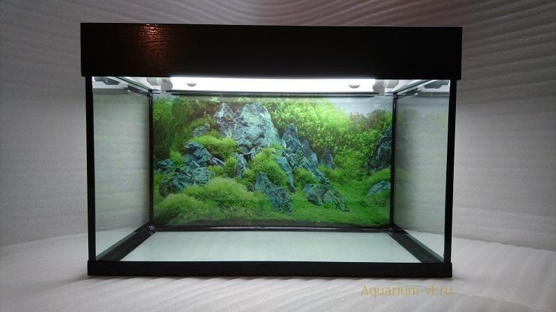 купить аквариум 90 литров недорого