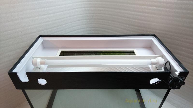 Крышка с подсветкой для аквариума 90 литров