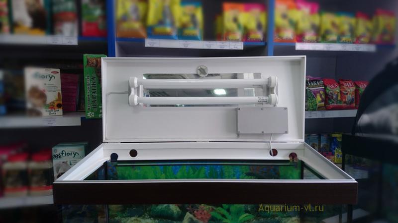 освещение для аквариума 150 литров