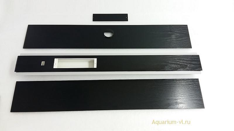 Как сделать крышку для аквариума с освещением