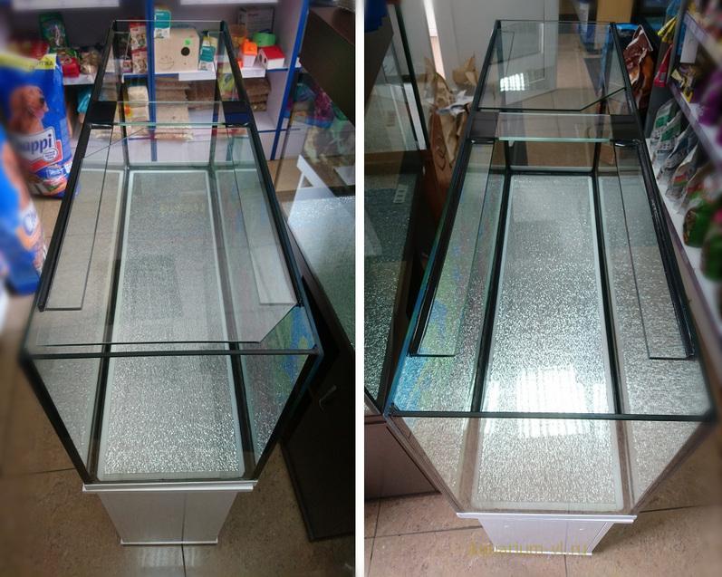 Прямоугольный аквариум 180 л