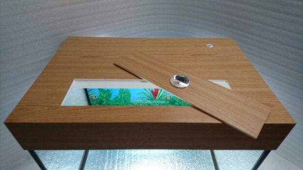 Изготовление крышки для аквариума