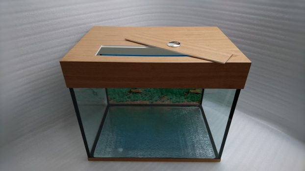 Аквариум 100 л стекло 6 мм
