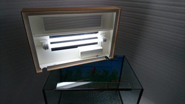 Освещение для аквариума 100 л