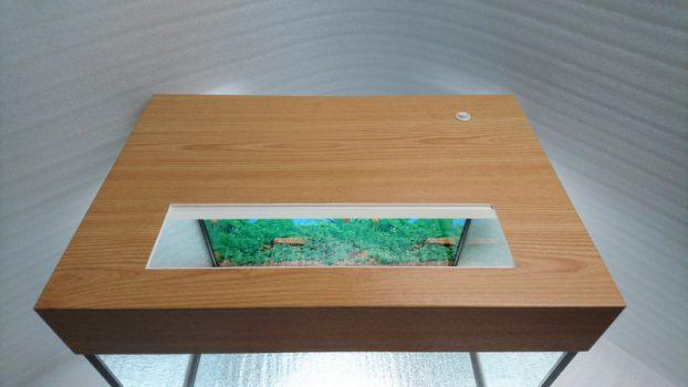 Крышка для аквариума лючок