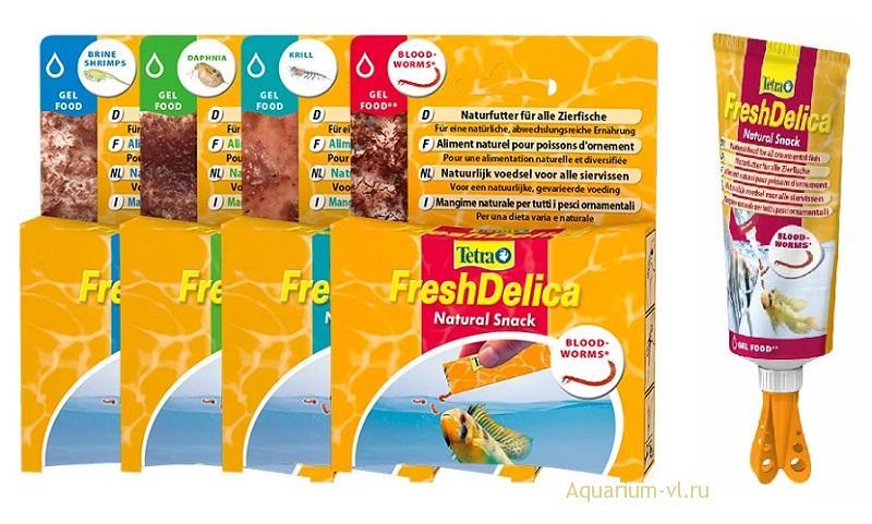 Инновационную кормовую добавку под названием FreshDelica Brine Shrimps
